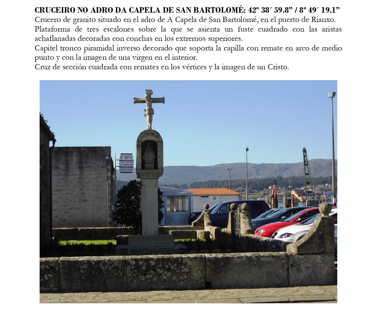 Cruceiros en Porto do Son