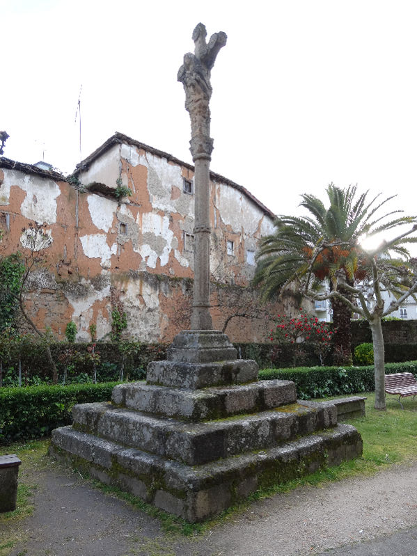 Cruceiros en Ourense