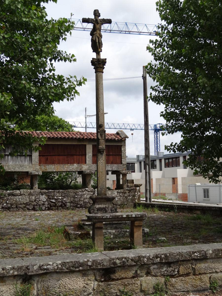 Cruceiros en Vilamarín