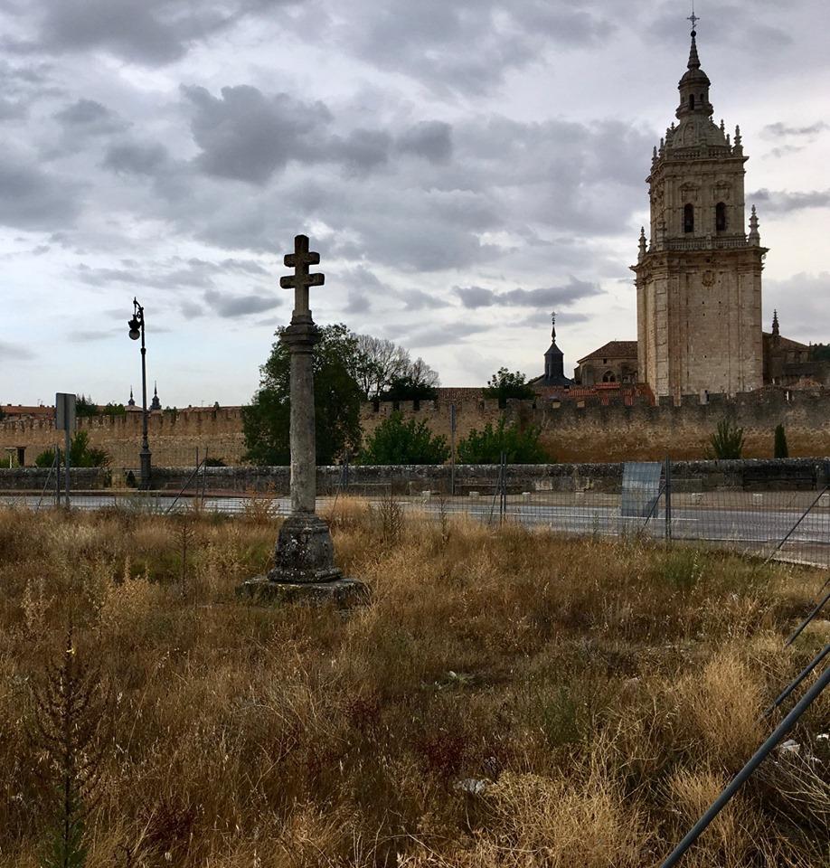 Cruceiros en Salamanca