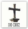 """Cruceiro del tipo """"Cruz"""" (sin Cristo)"""