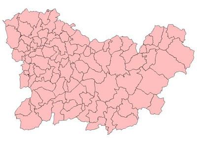 Ayuntamientos de Ourense. Selecciona uno para ir