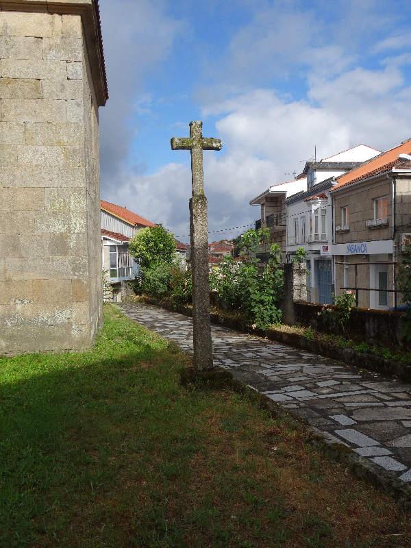 Cruceiros en Vilar de Barrio