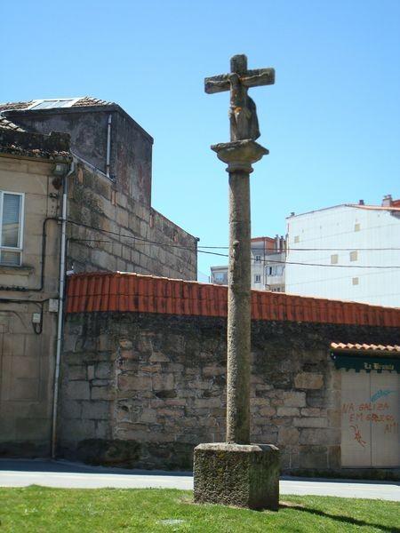 Cruceiros en Pontevedra