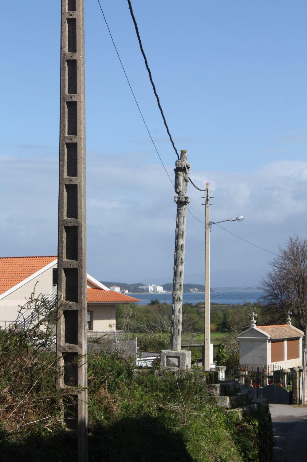 Cruceiros en Sanxenxo