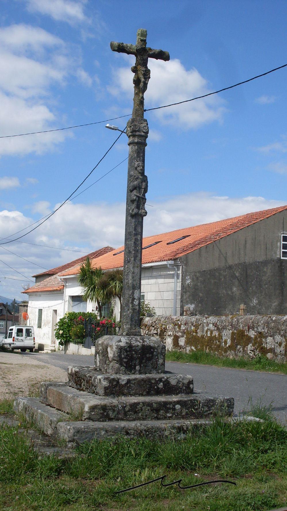 Cruceiros en Vilanova de Arousa