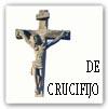 """Cruceiro del tipo """"Crucifijo"""" (con la imagen de Cristo en el anverso de la Cruz)"""