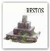Cruceiro que sólo conserva alguna de sus partes / Cruceiro que só conserva algunha das súas partes / Broken stone cross
